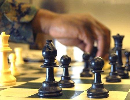 Playing-Free-Chess