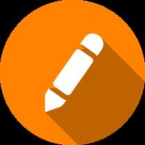 WritingIcon_orange